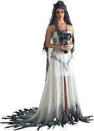 wedding dress costume corpse dress pretty corpse dress