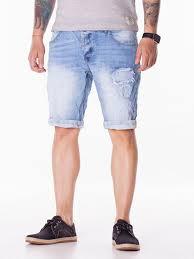 mens light blue shorts jeans for men proudly light blue