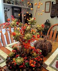 Harvest Decorations For The Home Selecting The Centerpieces For Fall Home Decor Ideas Custom Home
