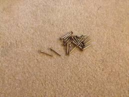 Fixing Squeaky Floors With Screws by Casalupoli Silencing My Squeaky Creaky Floor