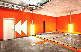 interior design amazing garage interior paint home design ideas
