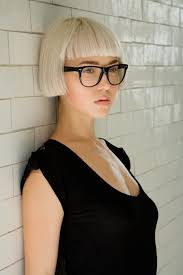 short hairstyles with glasses and bangs 1981 best hair images on pinterest fine hair hair colors and hair dos