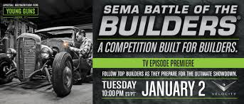 diesel brothers super six sema show 2018 battle of the builders