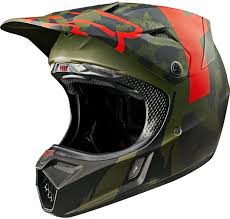 motocross helmet and goggles fox goggles airspc fox v1 race se kids motocross helmets