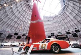 where is the national corvette museum paying tribute to america s sports car premier financial services