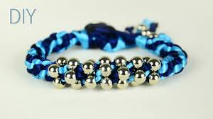 bracelet knots youtube images Diy chinese crown knot bracelet with beads jpg