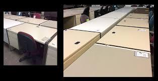 Metal Desks TEDesk - Used office furniture manchester ct