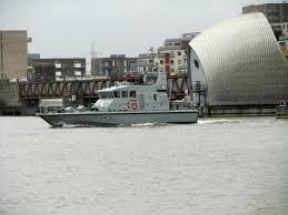 thames barrier restaurant narrowboat armadillo round the thames barrier