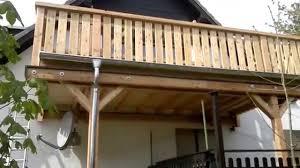 balkone holz holzbalkon balkonbau holzbalkonbau aus douglasie lärche neubau