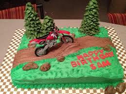 dirt bike cake cake by tonya birthday cakes pinterest dirt