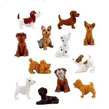 bulldog cake topper dog cake toppers adopt a puppy figures series 4 lot of 20 by aag