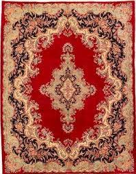 Kirman Rug Ahdoot U0027s Oriental Rug Decorating Guide The Red Room Ahdootcityrugs