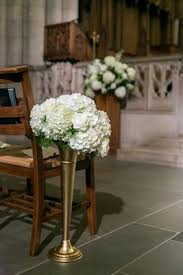 Mismatched Vases Wedding A Blue White U0026 Gold Military Wedding At Duke University Chapel