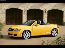 audi tt roadster 3 2 2005 pictures information u0026 specs