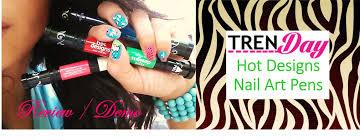design glitz u0026 glam nail art pens review u0026 quick tutorial