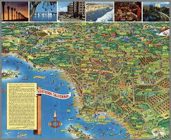Where To Buy Maps A Pic Tour Map Of Southern California Where To Go How To See