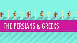 the persians u0026 greeks crash course world history 5 youtube