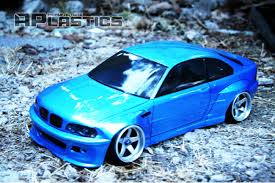 Bmw M3 Blue - bmw m3 e46 pandem