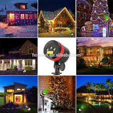 Remote Control Landscape Lighting by Holographic Projector Laser Christmas Outdoor Holographic