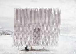 winter stations unveiled for toronto s frozen beaches