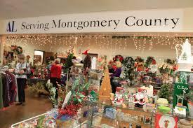 christmas santa found at conroe assistance league thrift shop