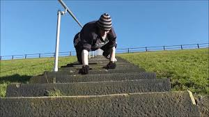 How To Train For Stair Climb by Shaolin Stair Climbs Very Happy New Year Workout 2013 2014 Youtube