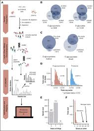 characterizing the o glycosylation landscape of human plasma