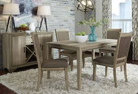 Dining Table Ls Liberty Sun Valley Rectangular Leg Dining Table Sun Valley