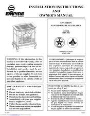 Empire Comfort Systems Empire Comfort Systems Cibv 30 2 Manuals
