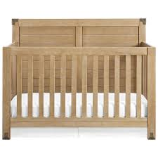 Young America Convertible Crib by Babyletto Modo 3 In 1 Convertible Crib With Toddler Rail White New
