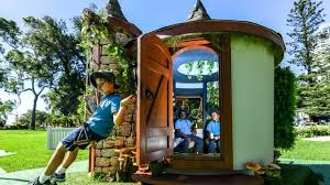 melbourne international flower and garden show 2017 cubby houses