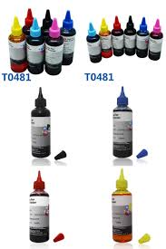 visit to buy 6 colors t0481 dye refill ink kit bulk ink for