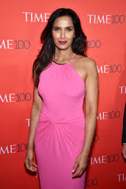 padma lakshmi at 2016 time 100 gala most influential people in