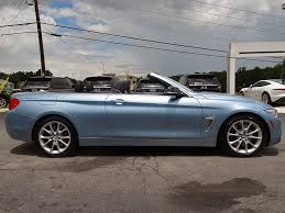2014 bmw 4 series convertible 2014 used bmw 4 series 435i at alm mall of serving buford