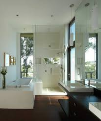 Decorate A Bathroom by Solid Materials And Colors For Good Tips In How To Decorate A