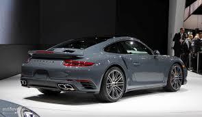 porsche s msrp 2017 porsche 911 turbo turbo s bring their anti lag tech wizardry