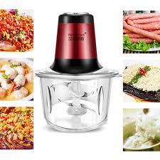 hachoir de cuisine ofeli électrique hachoir à viande pour la cuisine multifonction