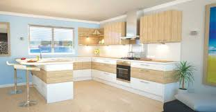 Contemporary Kitchen Colors Cool Contemporary Kitchen Design Polished In Fairly Evident