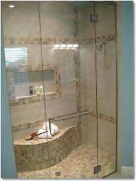 Bathroom Shower With Seat Shower With Seat Grapevine Project Info