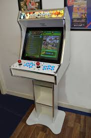 Bar Top Arcade Cabinet The Caerphilly Couple Who Make Classic Arcade Games For Clients