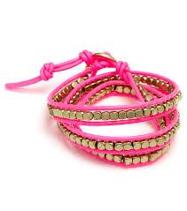 bracelet cord images Laurdiy pink gold wrap cord bracelet mini diy kit joann jpg