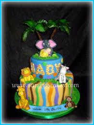 44 best baby shower jungle safari cakes u0026 eats images on pinterest