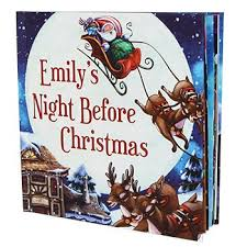 personalized christmas for kids personalized before christmas book for kids cool picks