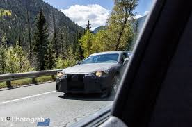 xe lexus gs 2016 2018 lexus ls spotted testing in the mountains news the fast