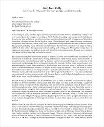 job application letter for teacher templates 10 free word pdf