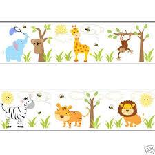 Best Babys Room Deco Images On Pinterest Babies Nursery - Kids room wallpaper borders