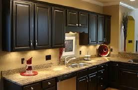Diy Black Kitchen Cabinets Painting Kitchen Cabinets Black Kitchen Cost To Painting Kitchen