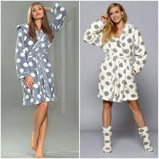 robe de chambre femme chaude peignoir femme polaire lepeignoir fr
