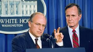biography george washington bush george h w bush s criticisms of donald rumsfeld and dick cheney go