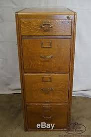 Vintage Oak Filing Cabinet Antique Oak File Cabinet By Library Bureau